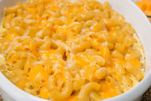 Iyanla's Divine Mac & Cheese Image 1