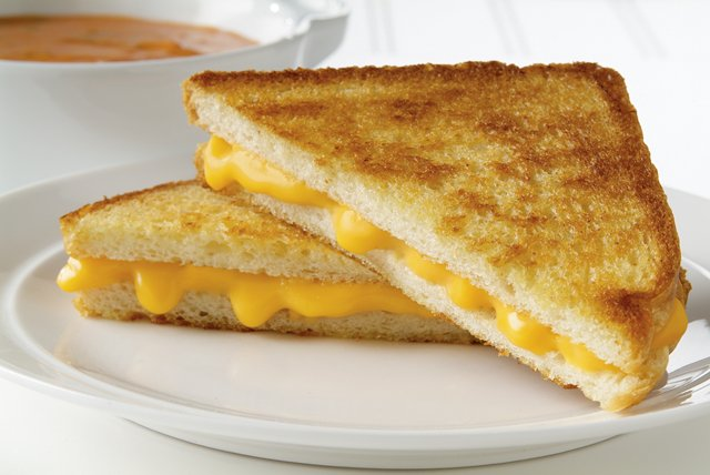 Resultado de imagen para sandwich derretido de queso