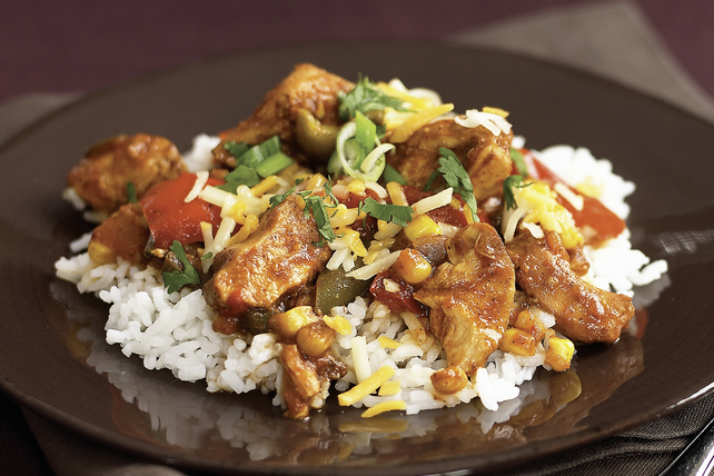 Slow-Cooker Tex-Mex Chicken Image 1