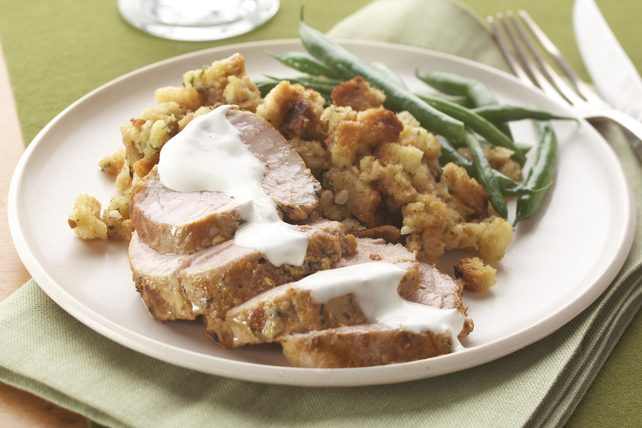 Roast Pork Tenderloin Supper Image 1