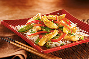 Chinese Take-Out-Style Lemon Chicken