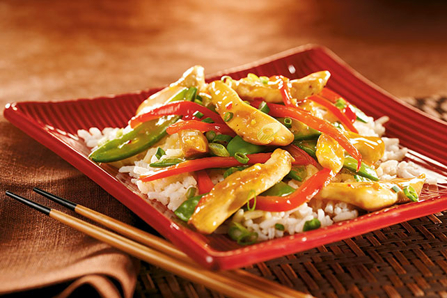 Chinese Takeout-Style Lemon Chicken Image 1