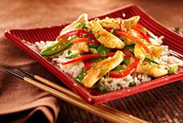"""Chinese Take-Out"" Lemon Chicken Image 1"