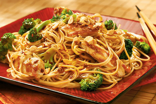 frozen chicken stir fry recipe