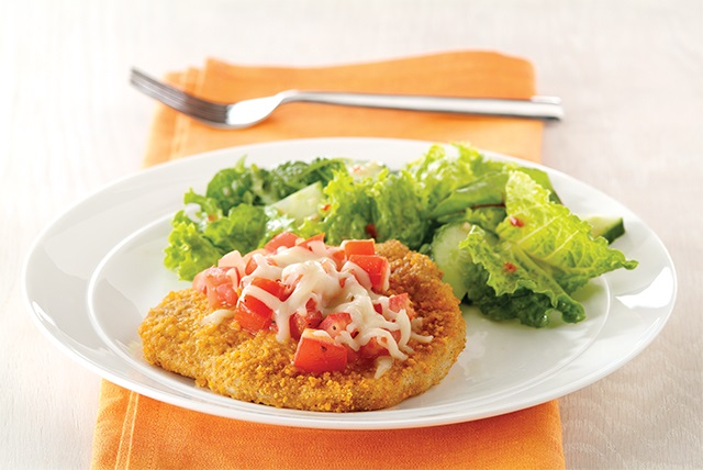 Bruschetta Pork Chops