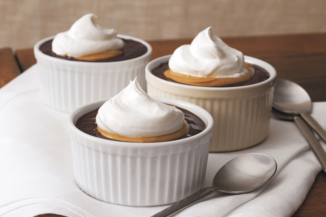 Warm Peanut Butter Pudding Image 1