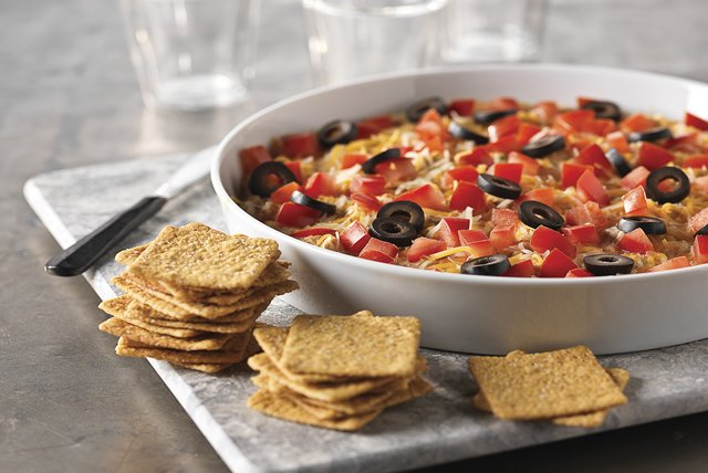Fiesta Chicken Dip Recipe
