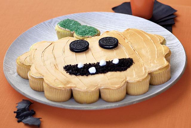 """Jack-o'-Lantern """"Cake"""" Image 1"""