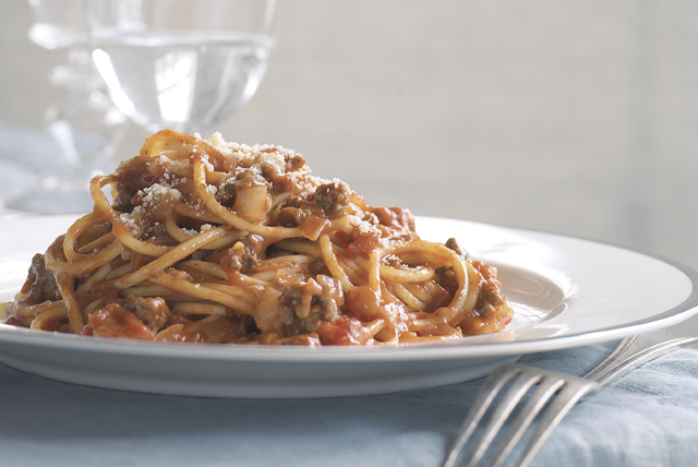 Spaghettis bolognaise en un tournemain Image 1