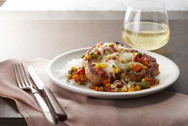 Saucy Italian Pork Chops Image 1