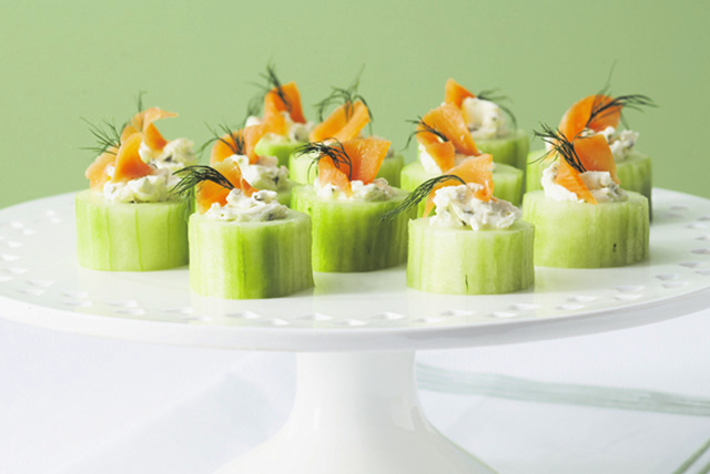 "Cucumber ""Roulades"" Image 1"