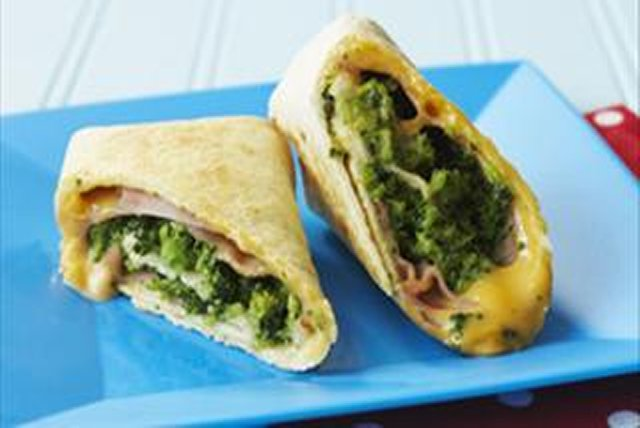 Cheesy Stuffed Tortillas Image 1