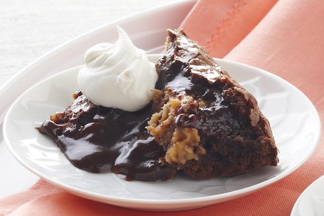 Gâteau fondant extraordinaire au beurre d'arachide et au chocolat Image 1