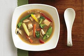 Speedy Asian Soup Recipe