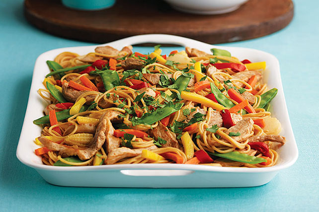 Chicken lo mein kraft recipes chicken lo mein forumfinder Choice Image
