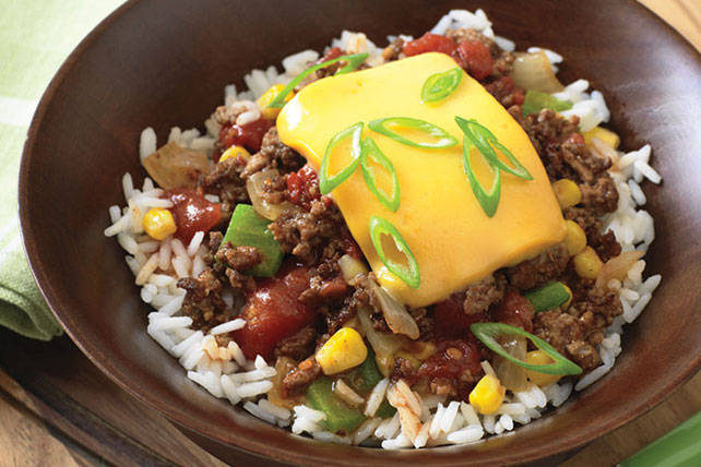 BBQ Beef Bowl Image 1