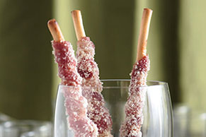 Bacon-Wrapped Breadsticks