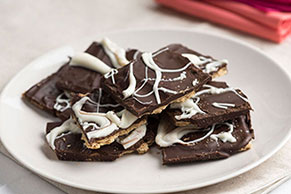 Marbled-Chocolate Treats Image 1