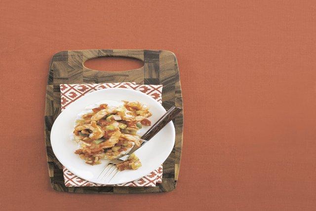 Camarones picantes y puré de maíz pozolero Image 1