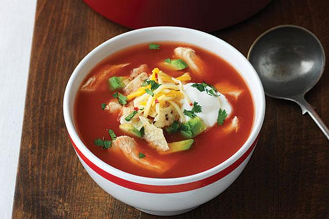 Sopa de tortilla Image 1