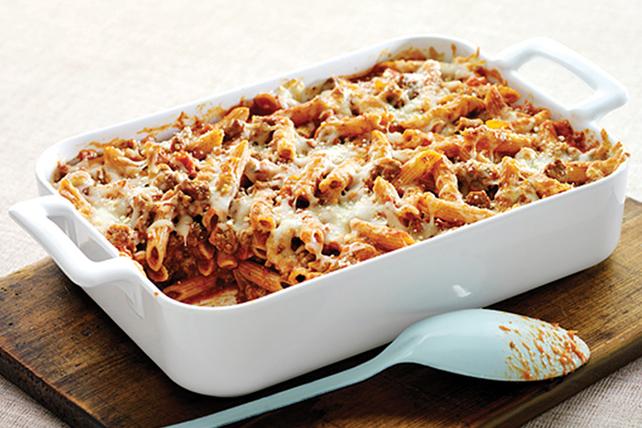 Gratin de pâtes facile à l'italienne Image 1