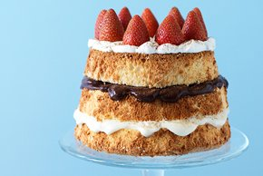 Neapolitan Tower Cake