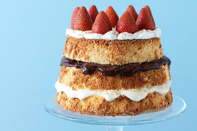 Gâteau étagé à la napolitaine Image 1