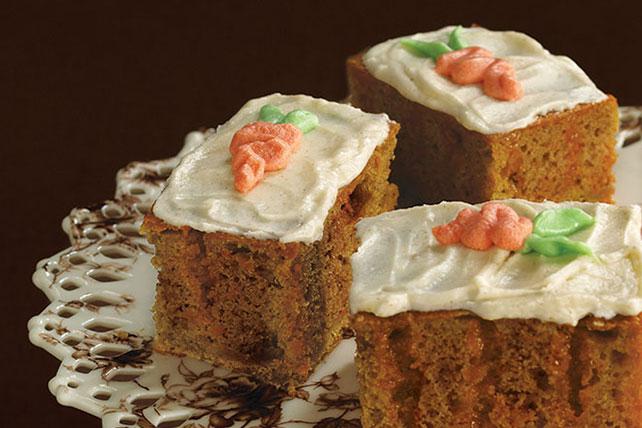 Carrot Poke Cake Image 1