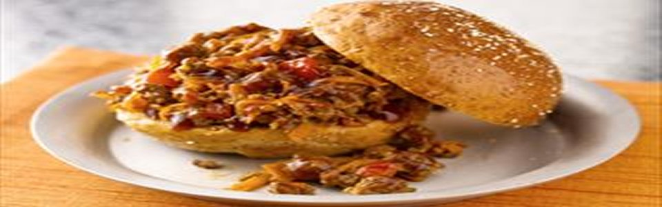 Easy Barbecued Sloppy Joes Image 1