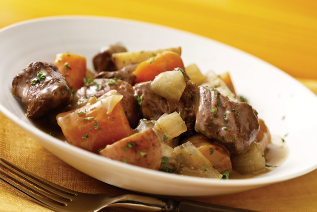 Easy Slow-Cooker Beef Stew Recipe - Kraft Recipes