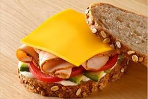 California Cheese and Turkey Sandwich