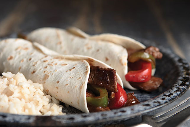 BBQ Beef Fajitas Image 1