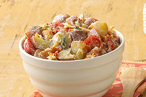 Club-Inspired Potato Salad