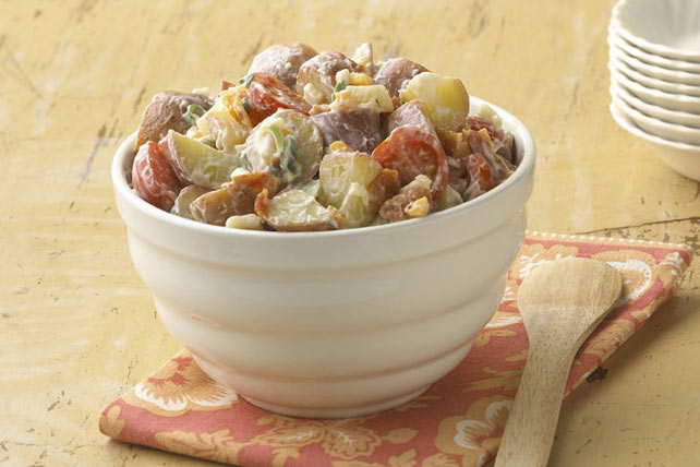 Club-Inspired Potato Salad Image 1