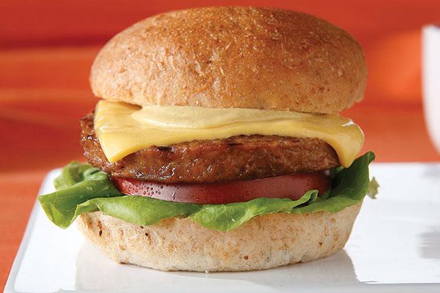 BOCA Favorite Cheeseburgers Image 1