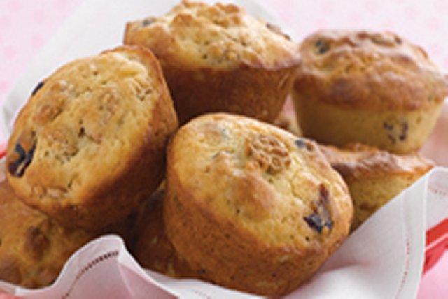 Muffins aux canneberges Image 1