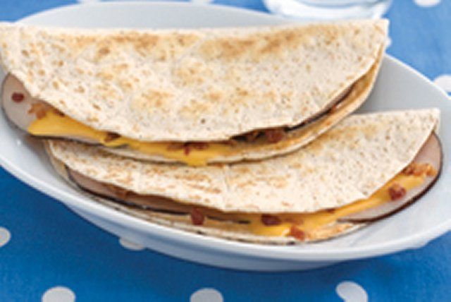 Quesadillas dinde dingue Image 1