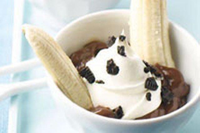Banane royale poudrée de biscuits OREO Image 1