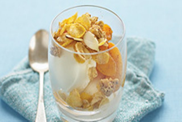 Quick Peach Crisp Recipe  Image 1
