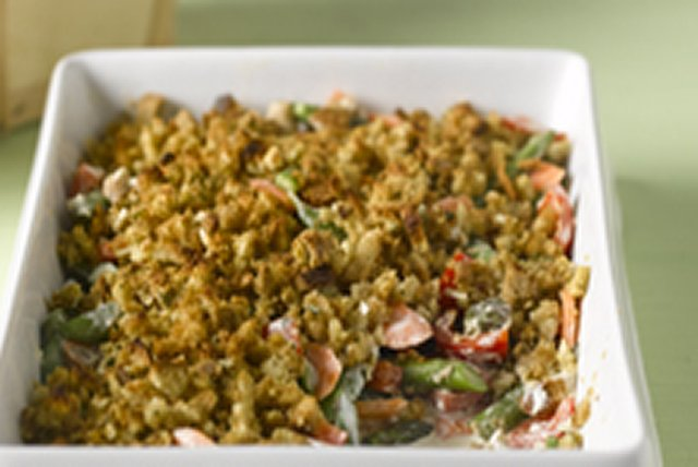 Creamy Vegetable Bake Image 1