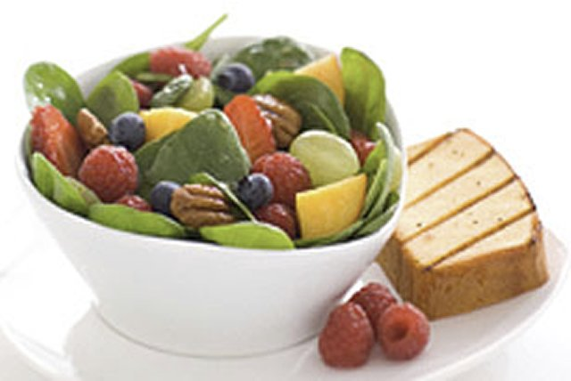 Fruit & Nut Fusion Salad Image 1