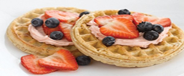 Berry Good Waffle