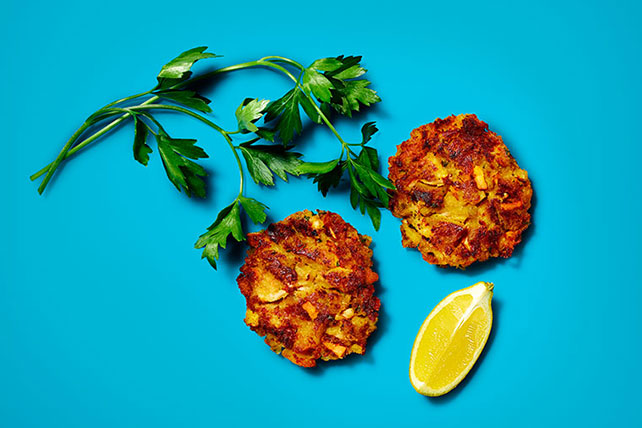 Tuna Patties Image 1
