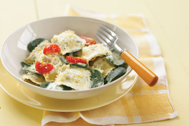 creamy-spinach-parmesan-ravioli-109721 Image 1