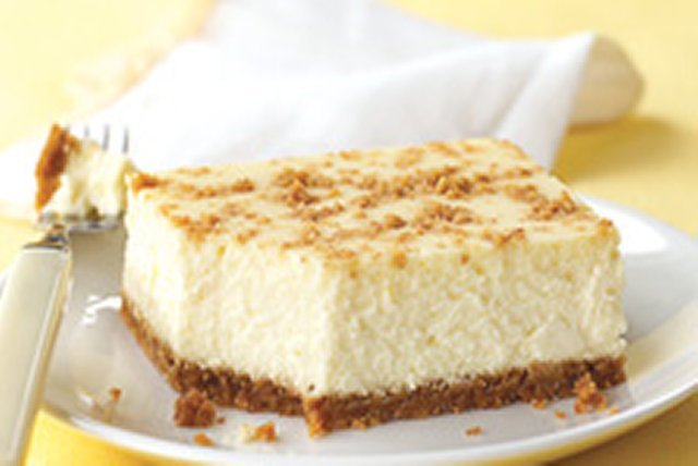 Lemon Cheesecake Image 1