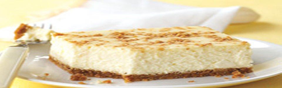 Smart-Choice Lemon Cheesecake Image 1