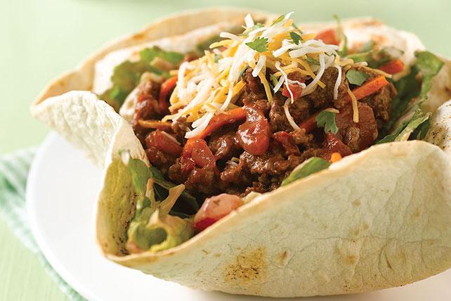 Taco Salad Bowls Image 1