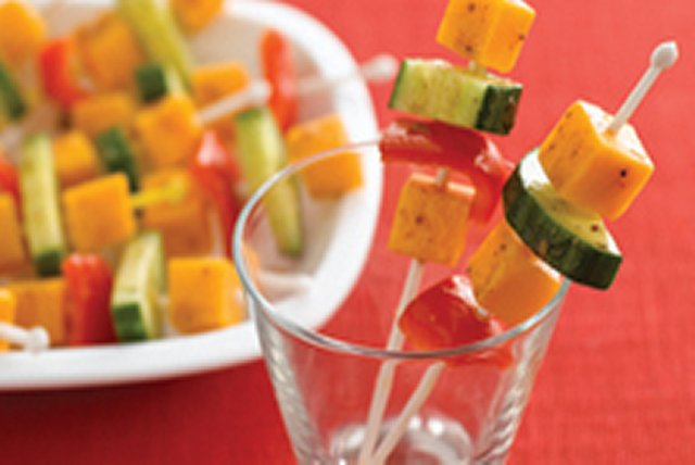 """Cheddar-able"" Kabobs Image 1"