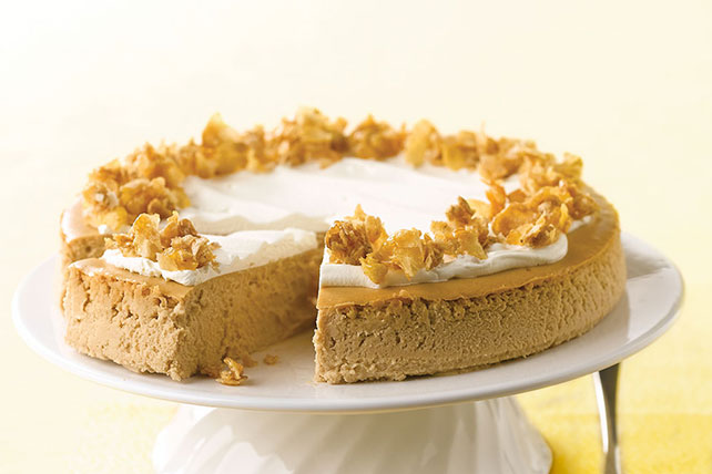 Cheesecake de dulce de leche Image 1
