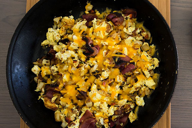 Bacon n Browns Scramble Image 1